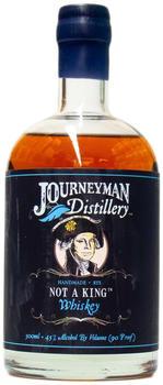 Journeyman Not A King Rye Whiskey 0,5 l 45%