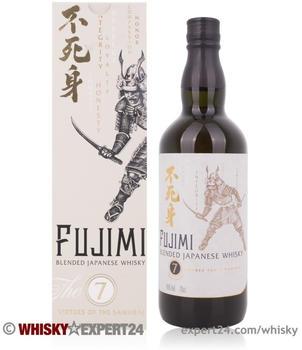 Fujimi Fujimi The 7 Virtues Blended Japanese Whisky 0,7 l 40%