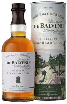 The Balvenie 19 year old Whisky - The Edge of Burnhead Wood 70cl