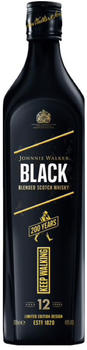 Johnnie Walker Black Label 200th Anniversary 40% 0,7l