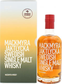 Mackmyra Jaktlycka Swedish Single Malt Whisky 46,1% 0,7l