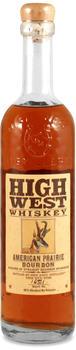 High West American Prairie Bourbon - Blend of Straight Bourbon Whiskeys 46% 0,7l