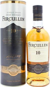 Fercullen 10 Jahre Single Grain Irish Whiskey 40% 0,7l
