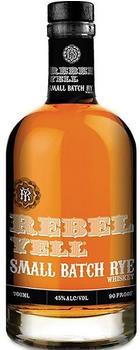 Rebel Yell Small Batch Straight Rye 45% 0,7l