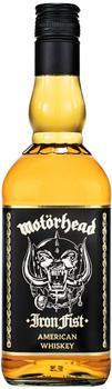 Motörhead Iron Fist American Whiskey 40% 0,7l