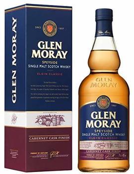 Glen Moray Elgin Classic Cabernet Cask Finish 40% 0,7l
