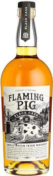 Flaming Pig Black Cask Small Batch Irish Whiskey 0,7 40%