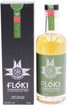 Flóki Single Malt Birch Finish 0,5l 47%