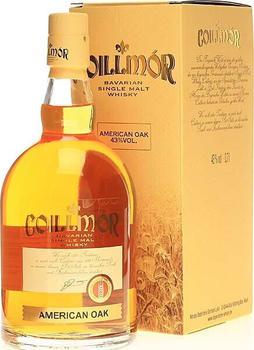 Liebl Coillmór Bavarian Single Malt American Oak 43% 0,7l