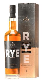 Slyrs Bavarian Rye Whisky 41% 0,7l