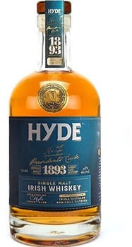 Hyde No.7 Presidents Cask Sherry Cask Matured 46% 0,7l