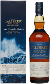 Talisker Distillers Edition 2010/2020 Single Malt 45,8% 0,7l