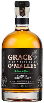 Grace O'Malley Blended Irish Whiskey 40% 0,7l