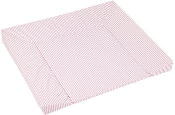 Julius Zöllner 2210120102 3-Keil Mulde, streifen rosa