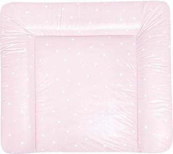 Julius Zöllner Wickelauflage Softy Folie 75x85cm - Star rose
