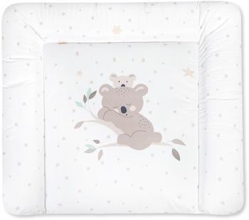 Julius Zöllner Wickelauflage Softy Folie 75x85cm - Koalas