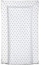 East Coast Ltd Tiny Triangles Changing Mat white