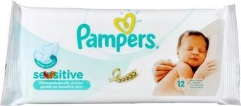 Pampers Feuchttücher Sensitive 12 Stück
