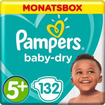 Pampers Baby Dry Gr. 5 (13-27 kg)