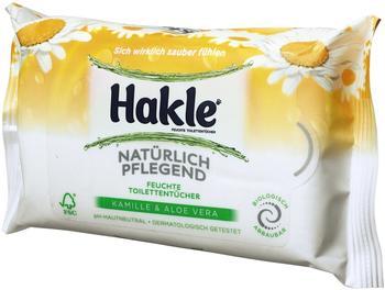 Cottonelle Feuchte Toilettentücher Natürlich Pflegend Kamille & Aloe Vera 42 Stück