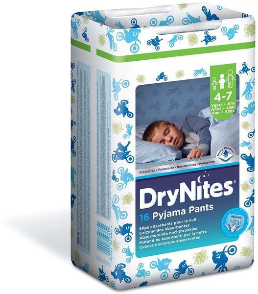 Huggies DryNites Jungen 4-7 Jahre 6 St.