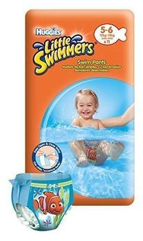 Huggies Schwimmwindeln Little Swimmers 11-18 kg 11 Stück