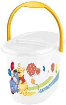 keeeper Windeleimer Winnie Pooh und Freunde weiß