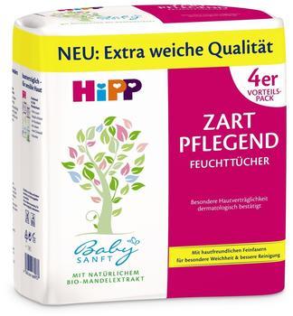 Hipp Babysanft Feuchttücher Zart Pflegend 56 Stück