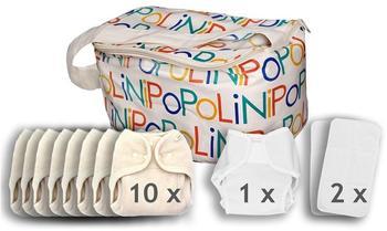 Popolini EasyFix Pocket ecru Set 3-15 kg