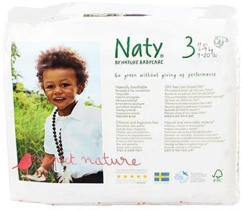Naty Ökowindeln Größe 3