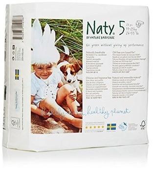 Naty Ökowindeln Größe 5