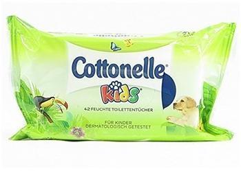 Cottonelle Feuchte Toilettentücher Kids 12 x 42 Stück