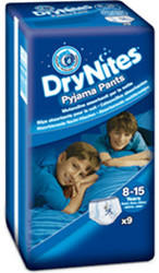 Huggies DryNites Jungen 8-15 Jahre 9 St.