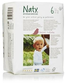 Naty Eco Windeln 16+ kg 16 Stück