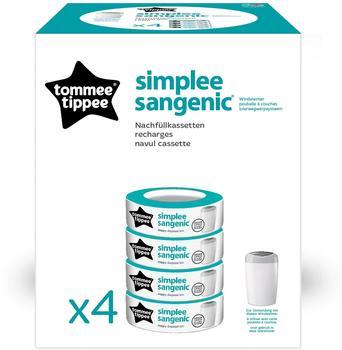 sangenic-simplee-4er