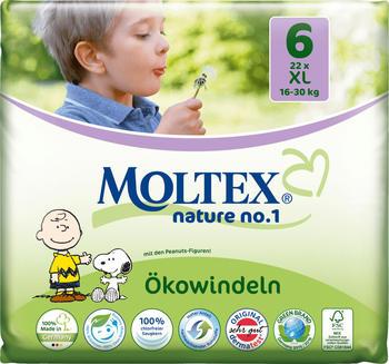 Moltex Nature No.1 XL Peanuts (Größe 6) 22 St.