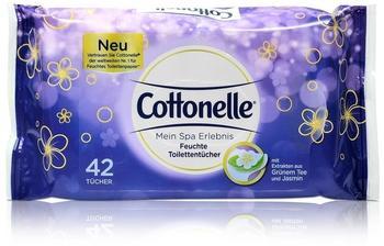 Cottonelle Mein Spa Erlebnis Feuchte Toilettentücher