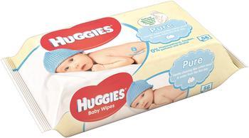 Huggies Pure Feuchttücher (56 Stück)