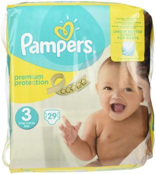 Pampers Premium Protection Size 3 (5-9 kg) 29 Pack