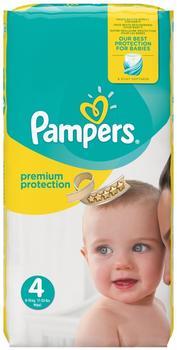 Pampers Premium Protection Gr. 4 (8-16 kg) 168 St.