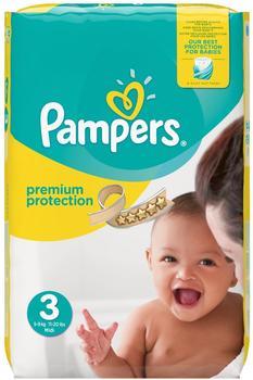 Pampers Premium Protection Gr. 3 (6-10 kg) 204 St.
