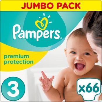 Pampers Premium Protection Gr. 3 (6-10 kg) 66 St.