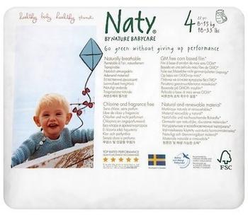Naty Eco Windeln 8-15 kg 22 Stück