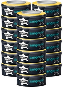 Tommee Tippee Sangenic Tec Windeltwister 18er Packung