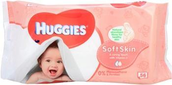 Huggies Feuchttücher Soft 56 Stück