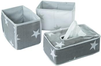Roba Pflegeorganizer Set Little Stars (3-tlg.)