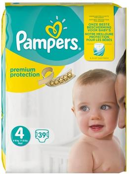 Pampers Premium Protection 8-16 kg 39 Stück