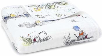 aden + anais DISN250G Classic dream blanket winnie the pooh