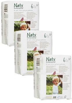 Naty Eco Windeln 16+ kg 3 x 18 Stück