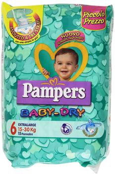 Pampers Baby Dry Pants Gr. 6 (16+ kg) 14 St.